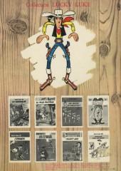 Verso de Lucky Luke -24a1981- La caravane