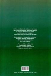 Verso de Et si la Baule Escoublac m'était dessinée -1- De 1751 à 1939