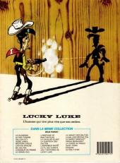 Verso de Lucky Luke -37a85- Canyon apache