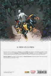 Verso de All-New X-Men (Marvel Now!) -3- X-Men vs X-Men