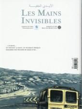Verso de Les mains invisibles