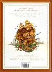 Verso de Atalante - L'Odyssée -2- La Première Course