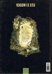 Verso de Rogon le Leu -5- Le temps des bâtards - Première partie