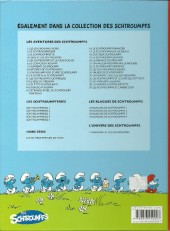 Verso de Les schtroumpfs -14c11- l'aéroschtroumpf