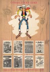 Verso de Lucky Luke -31a70- Tortillas pour les Dalton
