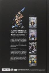 Verso de Transmetropolitan (Urban Comics) -3- Année trois
