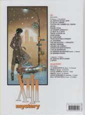 Verso de XIII Mystery -2b2009a- Irina