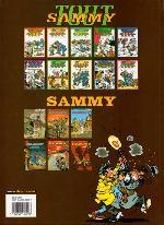 Verso de Sammy -37- Lady
