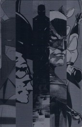 Verso de Batman Black and White (2013) -4- Black & White