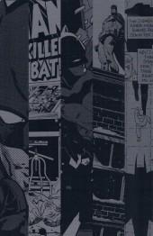 Verso de Batman Black and White (2013) -5- Black & White