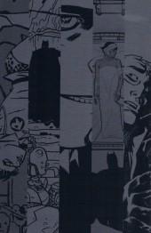 Verso de Batman Black and White (2013) -6- Black & White