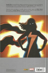 Verso de Ms. Marvel -1- Métamorphose