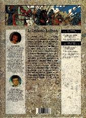 Verso de Le crépuscule des braves - Le Crépuscule des Braves