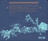 Verso de Au pays du cerf blanc -1- Premier tome