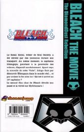 Verso de Bleach -HS7- The DiamondDust Rebellion - Anime Comics