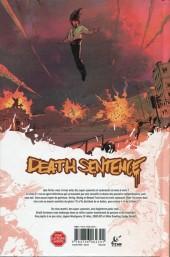 Verso de Death Sentence - Death sentence