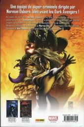Verso de Dark Avengers - Prélude - Prélude