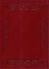 Verso de Le roy des Ribauds -1TT- Livre I
