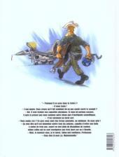 Verso de Lieutenant Mac Fly -3- Le fou mandchou