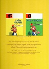Verso de Spirou et Fantasio -HCpub- Bravo les brothers