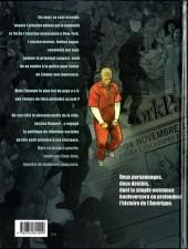 Verso de Le pouvoir des Innocents (Cycle II - Car l'enfer est ici) -3- 4 millions de voix