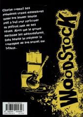 Verso de Woodstock -9- Tome 9