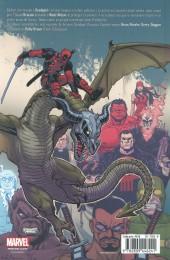 Verso de Deadpool (Marvel Monster Edition) -7- Les Noces de Dracula