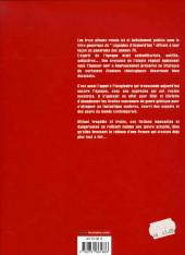 Verso de Légendes d'aujourd'hui - 1975-1977