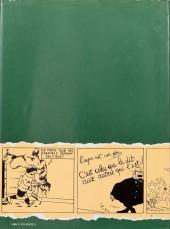 Verso de Archives Hergé - Tome 2