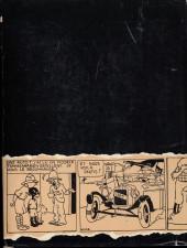 Verso de Archives Hergé - Tome 1