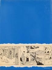 Verso de Archives Hergé - Tome 3