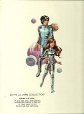Verso de Valérian -2b1972- L'empire des mille planètes