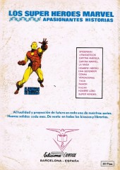 Verso de Patrulla-X Vol 1 (Vertice) -6- El origen del profesor X