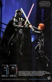 Verso de Darth Vader (2015) -1- Book I: Vader