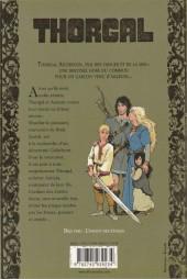 Verso de Thorgal -Roman- Au-delà des ombres