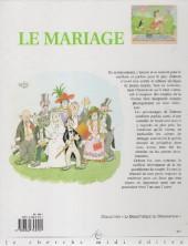 Verso de (AUT) Dubout - Le Mariage