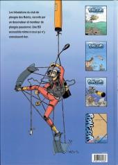 Verso de Plongeurs -3- Des bulots in profundis