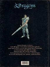 Verso de Dragons (Contremarche/Mouclier) -1- Les jouets olympiques