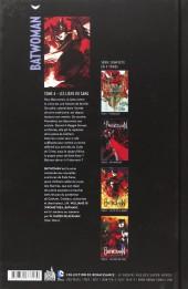Verso de Batwoman -4- Les liens du sang