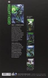 Verso de Green Lantern (DC Renaissance) -4- Le premier Lantern