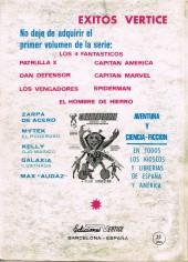 Verso de Capitán Marvel (Vol.1) -8- Interviene