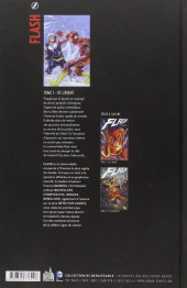 Verso de Flash (DC Renaissance) -1- De l'avant