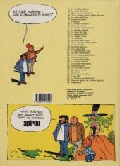 Verso de Tif et Tondu -8b1987- La villa du long-cri