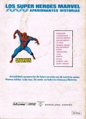 Verso de Super Heroes presenta (Vol. 1) -10- Monstroide, el irresistible