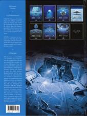 Verso de Arctica -7- Le Messager du cosmos