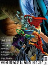 Verso de JLA: Heaven's Ladder (2000) - JLA: Heaven's Ladder