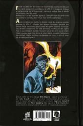 Verso de B.P.R.D. - L'Enfer sur Terre -4- Le Lac de feu