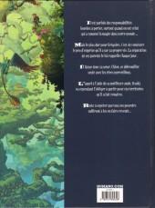 Verso de Les mondes cachés -1- L'Arbre-Forêt