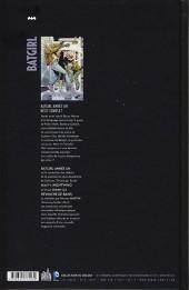 Verso de Batgirl : Année Un