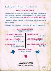 Verso de Hombre de Hierro (El) (Iron Man) Vol. 1 -1- El invencible Hombre de Hierro